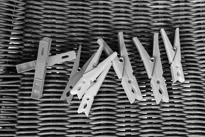 Clothespin Detail