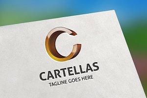 Cartellas C Letter Logo