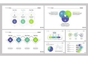 Business Development Diagram Set