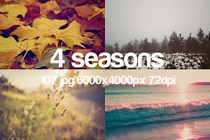 4 seasons pack