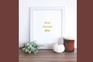 Fall Styled Mockup - 2