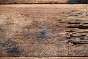 Brown wood texture. Abstract background, empty template.