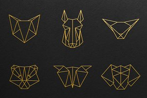 Animal Logo Bundle (80%OFF)