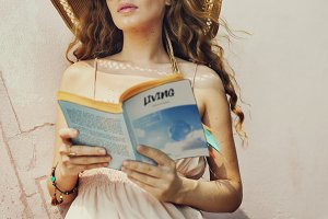 Book Living Reading Life Live