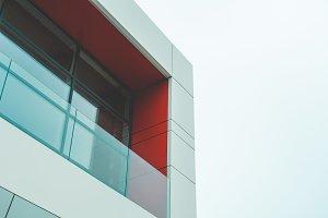 Detail Office Modern Building