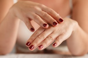 Soft skin, skincare