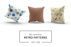 Retro patterns collection