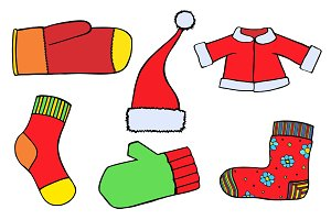 Santa Claus Clothing