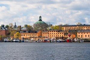 Museum Island. Stockholm