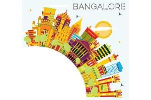 Bangalore Skyline