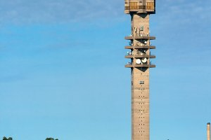 Television Tower in Stockholm