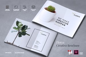 FLORYA - Creative Corporate Brochure