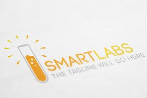 Smart Labs | Logo Design