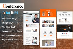 Conference - Responsive Email
