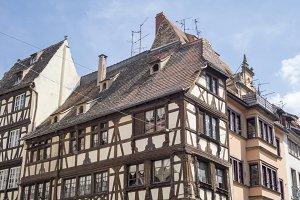 The beautiful city of Strasbourg