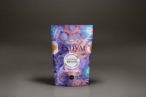 Festival Blumen Pattern