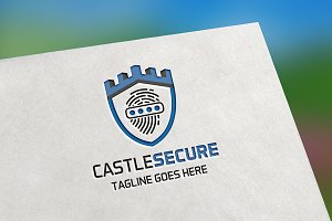 Castle Secure Logo