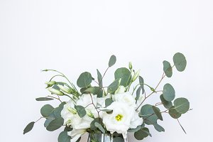 Fresh Flower Arrangement Photo