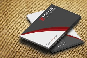 Corporate Business Card SE0301