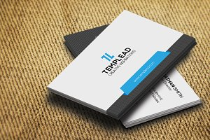 Corporate Business Card SE0302
