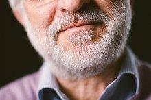 Senior beard