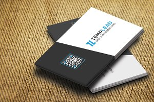 Corporate Business Card SE0305