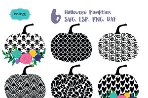 18 Halloween pumpkin designs Vol. 2