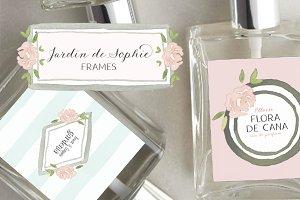 Jardin de Sophie Frames