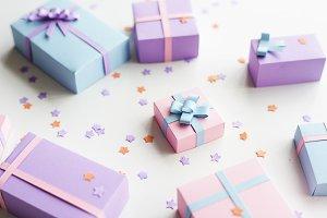 Present Gifts Seasonal Holiday Give