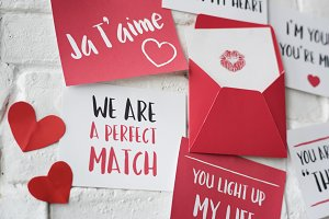 You Are The Best Greeting Card Love