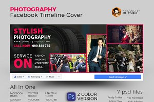 Social Media Photography Covers