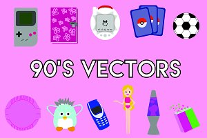 90's Vectors
