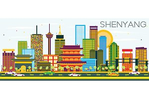 Shenyang Skyline