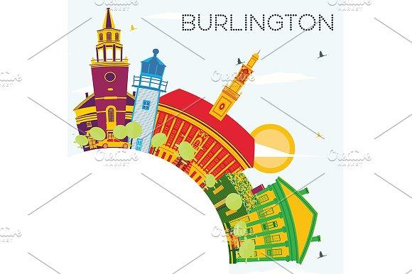 Burlington Skyline