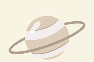 Vector of Saturn