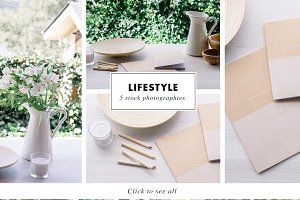 5 Lifestyle Outdoor Desk Photos