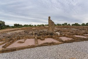 Old Roman City of Caparra, Caceres