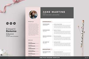 Resume/CV - Jane