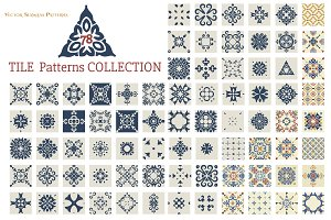 78 Tile Patterns Collection