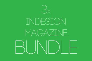 3x Magazine Bundle vol.2