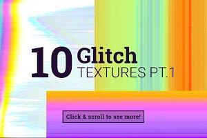 10 Glitch Textures pt.1