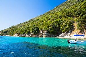 Sea cost Greece
