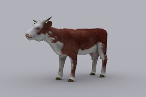 COW fbx only