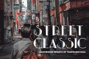 Street Classic Lightroom Presets
