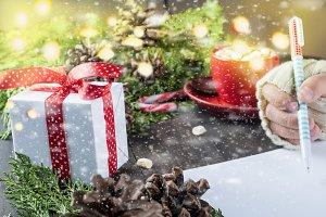 Christmas leter fos Santa