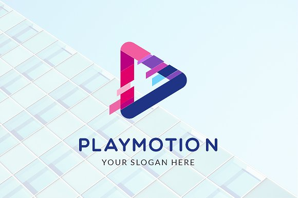 Play Motion Logo