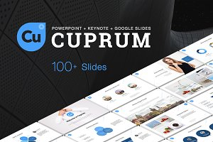 PPT/Keynote/Google Slides - CUPRUM