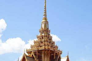 Thai construction design.