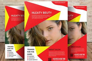 Beauty Flyer 6 Bundle
