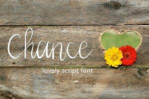 Chance Font